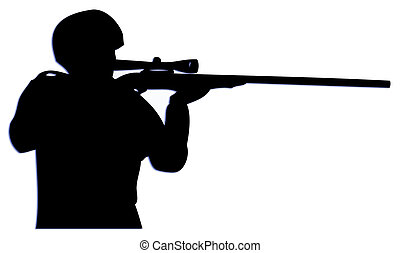 Aiming - Take aim to achieve your goals