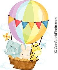 Air Balloon Animal