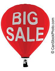 Air balloon, big sale