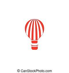 air balloon logo