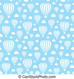 Air-balloons pattern