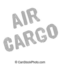 AIR CARGO sticker