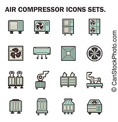 air compressor icons