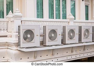 air compressor machine part. - Many air compressor machine...
