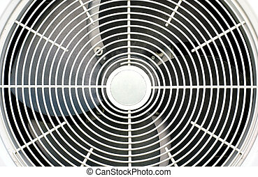 air-condition fan