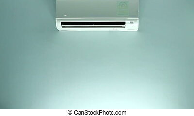 air conditioner - air conditioning swing