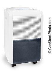 Air conditioner and moisture catcher isolated