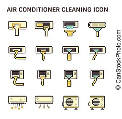 Air conditioner clean