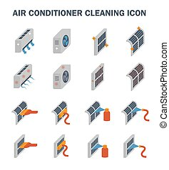 air conditioner cleaning
