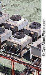 Air conditioner Compressor .