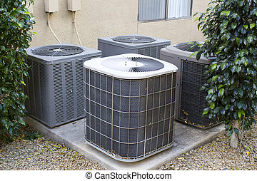 Air Conditioner Compressors - Residential air conditioner...