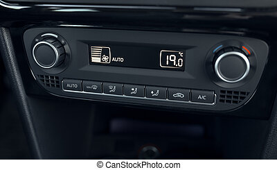 air conditioning system and climate control car