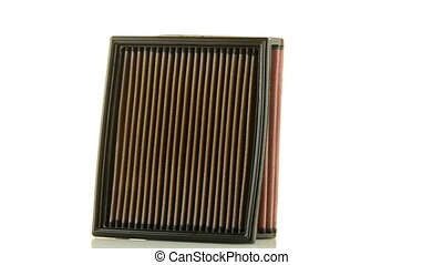 Air cone filters