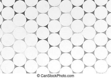 Closeup of air filter