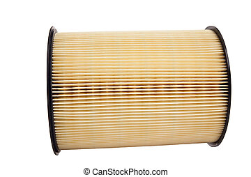 air filter intended for use by automotive