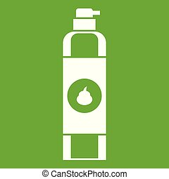 Air freshener icon green