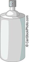 Air freshener icon monochrome