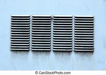 air holes