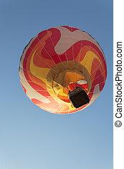 Air hot balloon