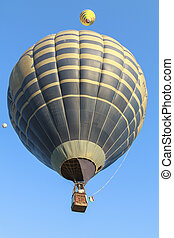 Air hot balloons