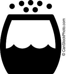 Air humidifier icon