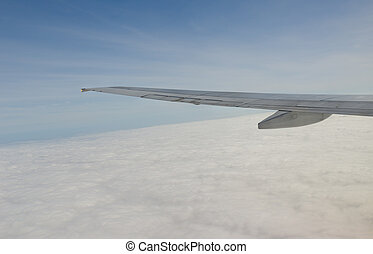air plane wing
