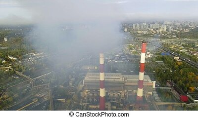 Air Pollution From the Plant. - Air Pollution From the Plant