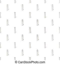 Air pump pattern, cartoon style - Air pump pattern. Cartoon...
