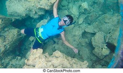 Air ring,scuba diving