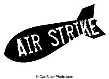 AIR STRIKE sticker