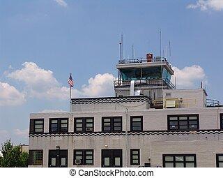 Air Traffic Control - air traffic control tower