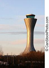 Air Traffic Control at Edinburgh Airport