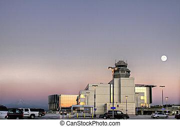 Air Traffic Control Tower 4 - Air Traffic Control Tower at...