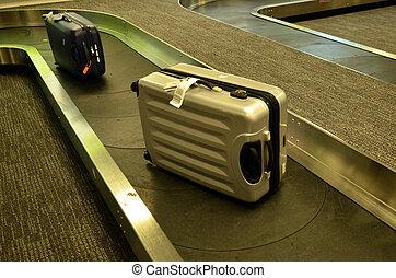 Air transport luggage