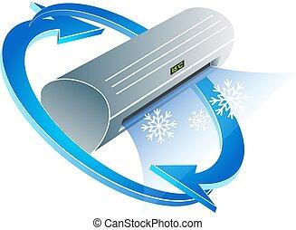 air, ventilation, conditionnement, système