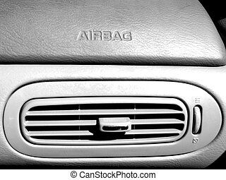 Airbag - In my mother\'s Mercury.