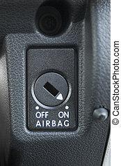airbag, kontroll