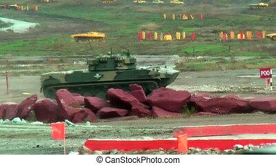 Airborne tracked armoured vehicle BMD-4M - Nizhniy Tagil,...