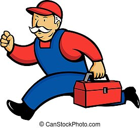 aircon-technician-running-toolbox-CARTOON