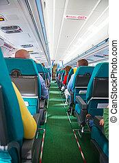 Aircraft cabine
