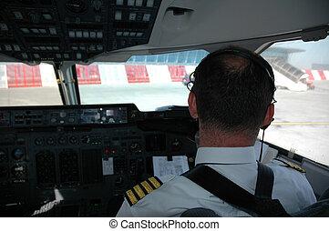 Aircraft cockpit8 - Aircraft cockpit