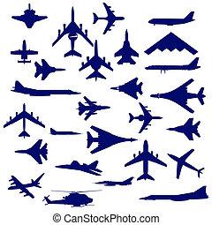 aircraft., combate