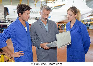 aircraft computer program