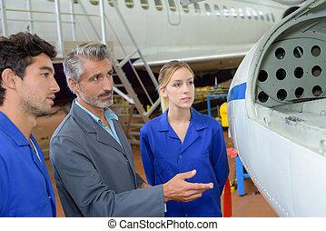 aircraft exterior components