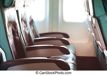 Aircraft indoor