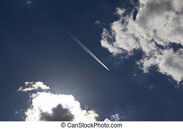 aircraft sky