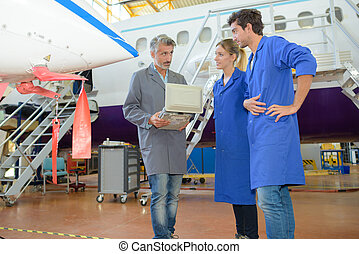 aircraft system assemblers