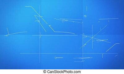 Aircraft Technical Blueprint