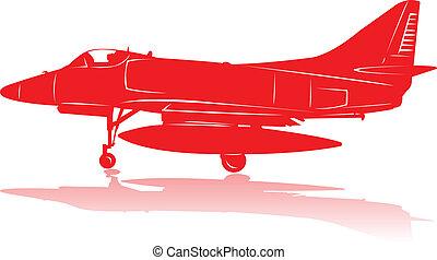 aircraft., vechter