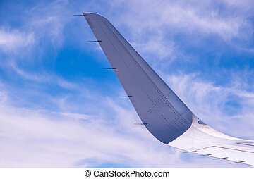 Aircraft Wing Tip